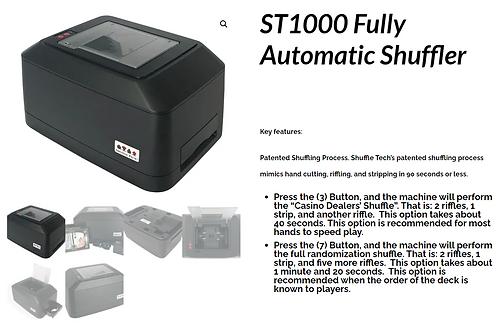 Automatic Shuffler