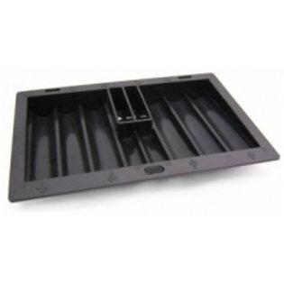 Plastic chip tray