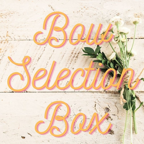 Floral Bow Selection Box