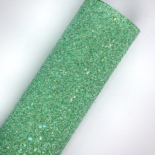 Spring Green Chunky Glitter