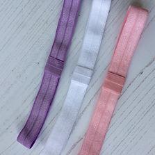 5_8_ Interchangeable elastic headband by