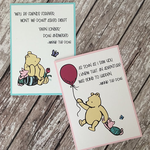 Silly 'Ol Bear Greeting Card