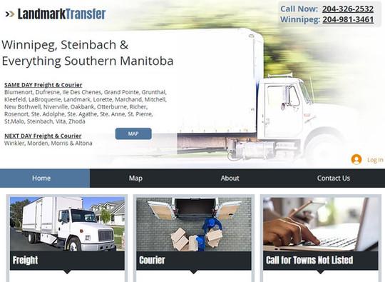 Landmark Transfer - PITCH