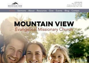 Mountain View EMC - PITCH SITE
