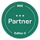 Wix Partner Badge