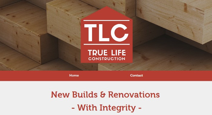 True Life Construction - CLIENT