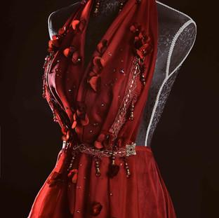 Feen Orient Kleid