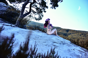 Aktshooting Stuttgart Fotoshooting in der Natur Robella Art Romantisches Shooting