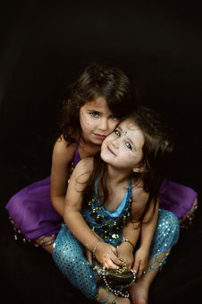 Oriantalisch Kids