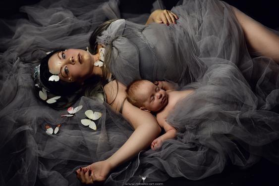 Mama & Baby Shooting