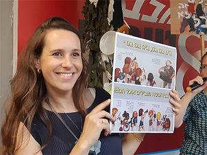 Dafna Yodfat, Parenting Coach, in Globes Magazine