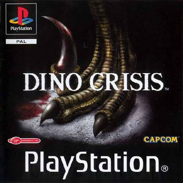 Dino Crisis (Portable)