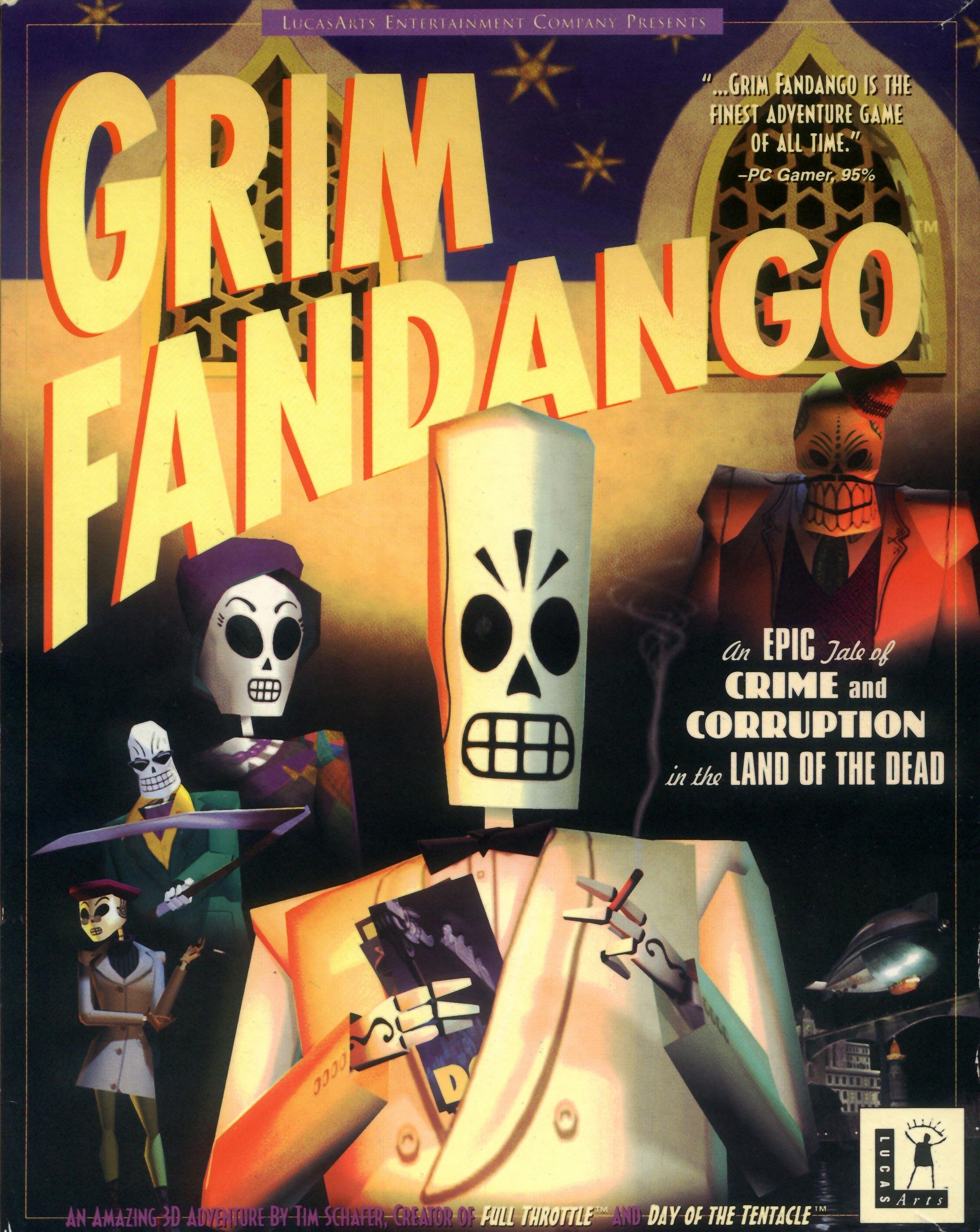 Grim Fandango Español (Portable)