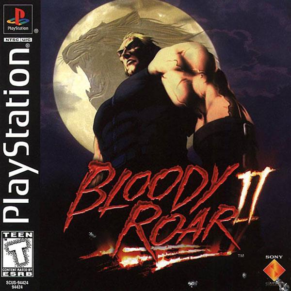 Bloody Roar II (Portable)