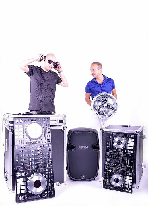 RayKen Events DJ Schweiz Suisse Switzerland DJ AFRIT & DJ SHAKER