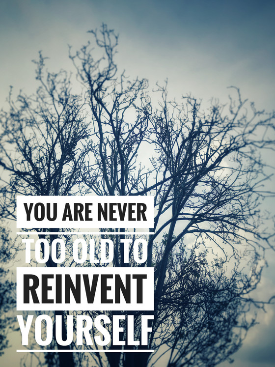 Let's Reinvent Ourselves