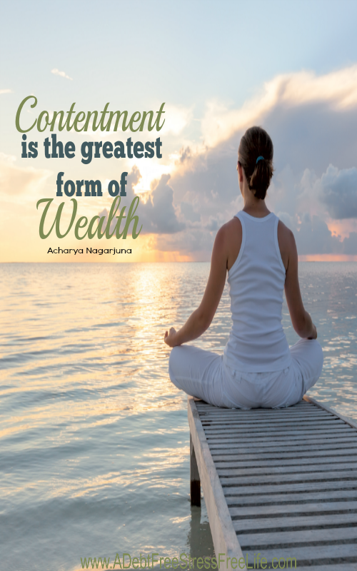 The Art of Contentment