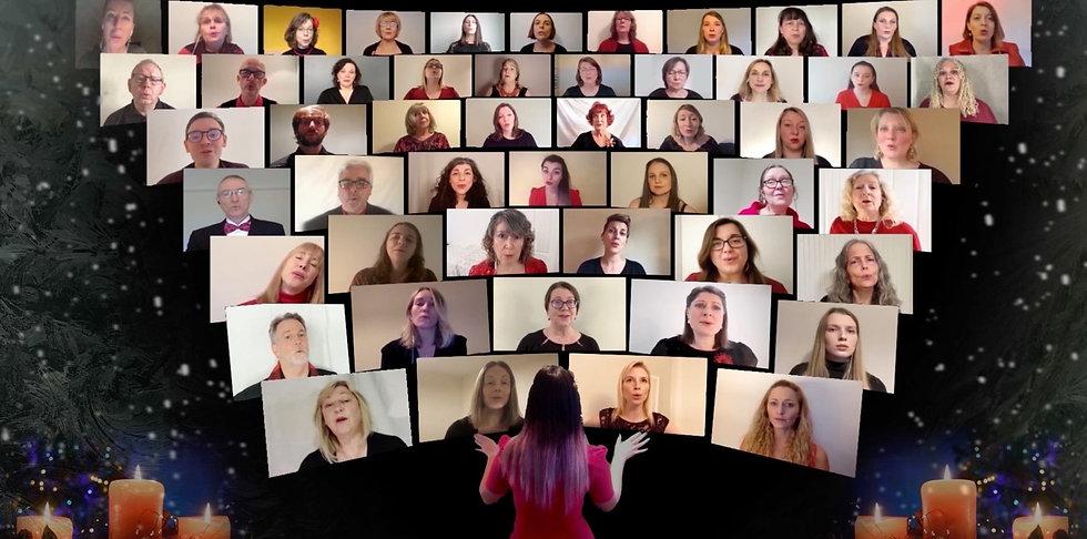 ChoirCast Virtual Choir