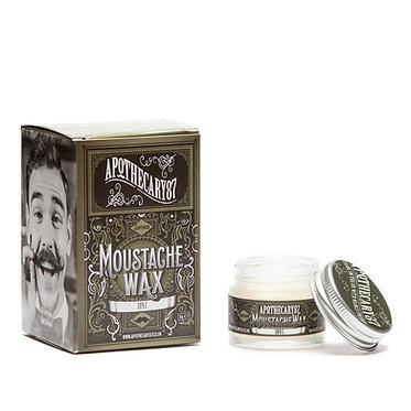 Apothecary moustach wax 1893