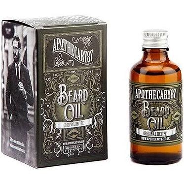 Apothecary beard oil 50ml