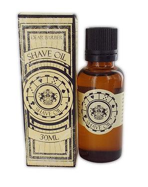Dear barber shave oil 30ml