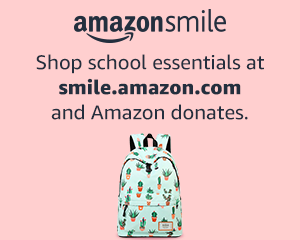 AmazonSmile for back to school shopping!