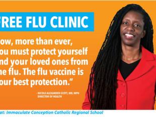 Flu Clinic 10/13/21