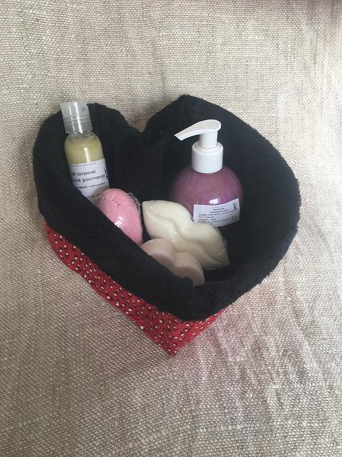 Panier St-Valentin