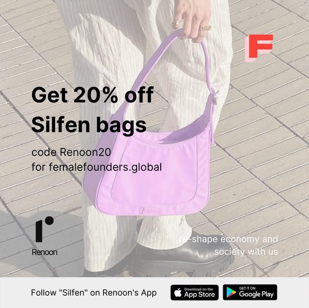 Silfen - Renoon x FemaleFounders LeadTod
