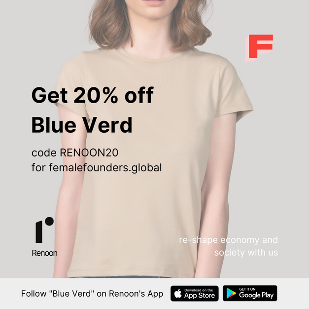 Blue Verd - Renoon x FemaleFounders Lead