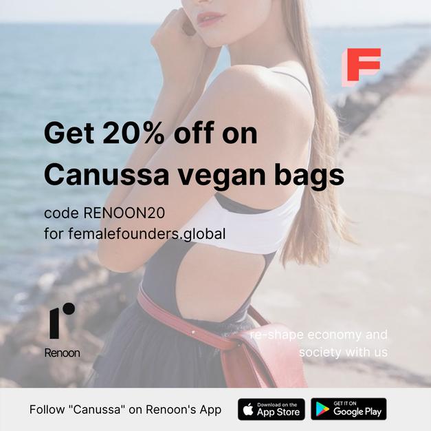 Canussa - Renoon x FemaleFounders LeadTo