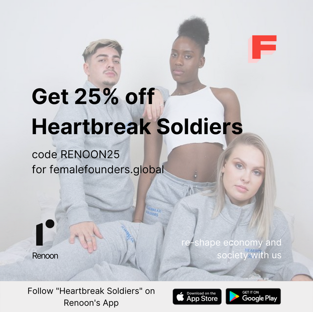 Heartbreak Soldiers - Renoon x FemaleFou