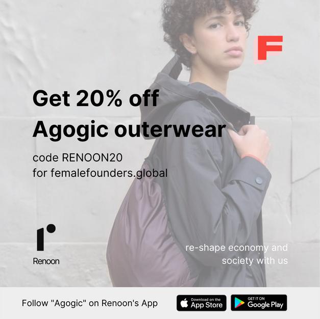 Agogic - Renoon x FemaleFounders LeadTod