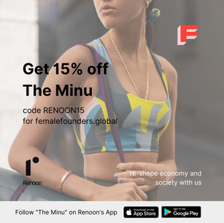 The Minu - Renoon x FemaleFounders LeadT