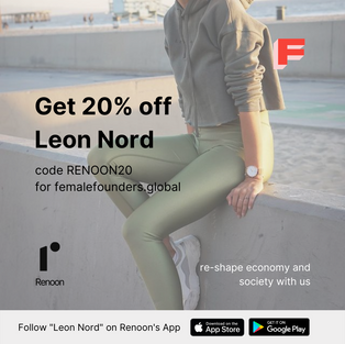 Leon Nord - Renoon x FemaleFounders Lead