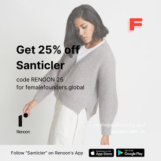 Santicler - Renoon x FemaleFounders Lead