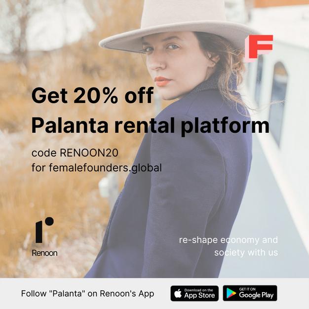 Palanta - Renoon x FemaleFounders LeadTo