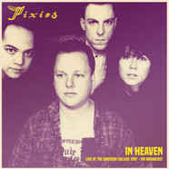 Pixies - Live At The Emerson College 1987 -FM Broadcast