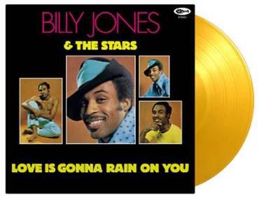Billy Jones & The Stars - Love Is Gonna Rain On You