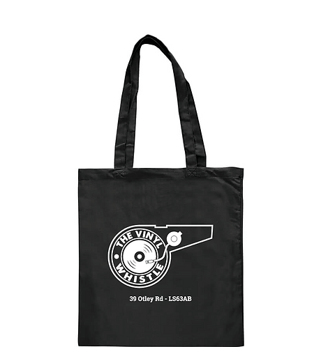 TOTE Bags - The Vinyl Whistle