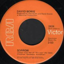 David Bowie - Amsterdam