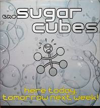 The Sugar cubes - Here today, tomorrow next week!