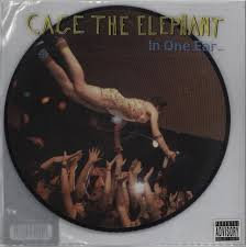 Cage the elephant - In one ear LIVE