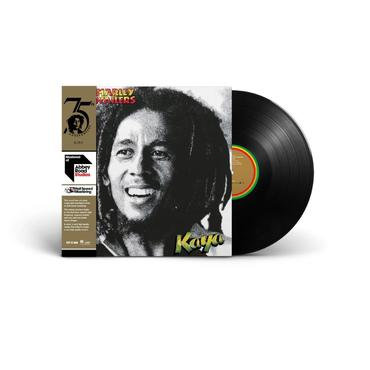 Bob Marley & The Wailers -  Kaya (Half- speed Master)