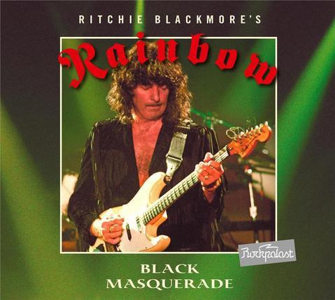 Rainbow - Black Masquerade