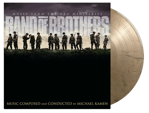 Band Of Brothers OST - Michael Kamen