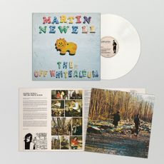 Martin Newell - The Off White Album (Re-issue)