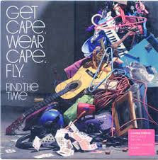 Get cape. Wear cape. Fly - Find the time Part 2