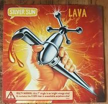Silver sun - Lava