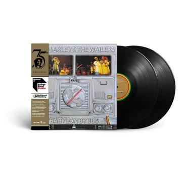 Bob Marley & The Wailers -  Babylon By Bus (Half- speed Master)